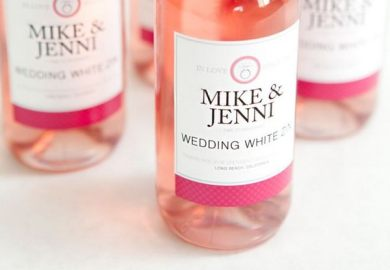 Wine Stoppers Wedding Favors