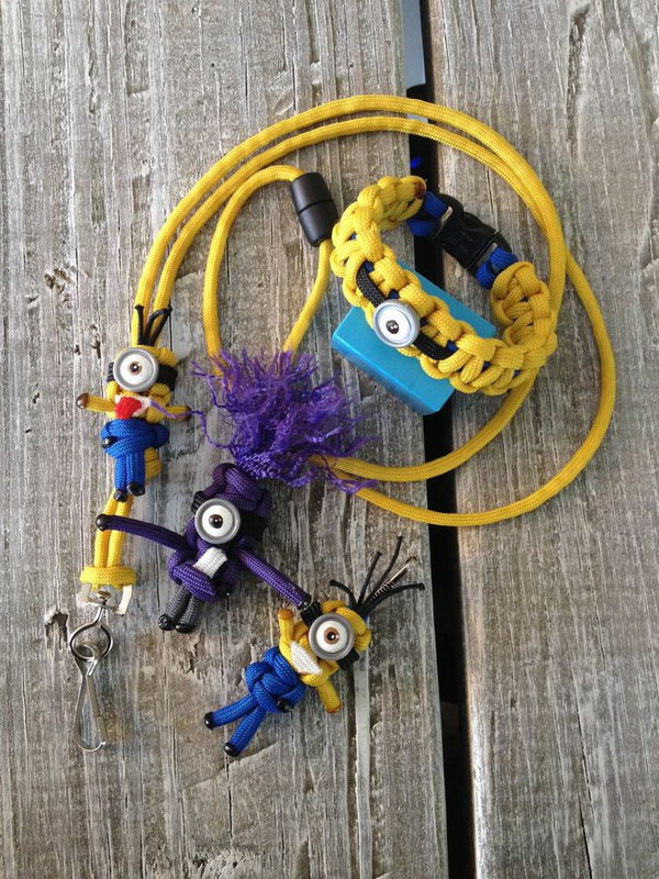 60 Easy Paracord Project Tutorials Amp Ideas Hative