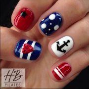 beautiful patriotic nautical