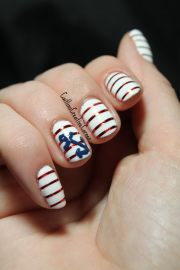 beautiful patriotic nautical