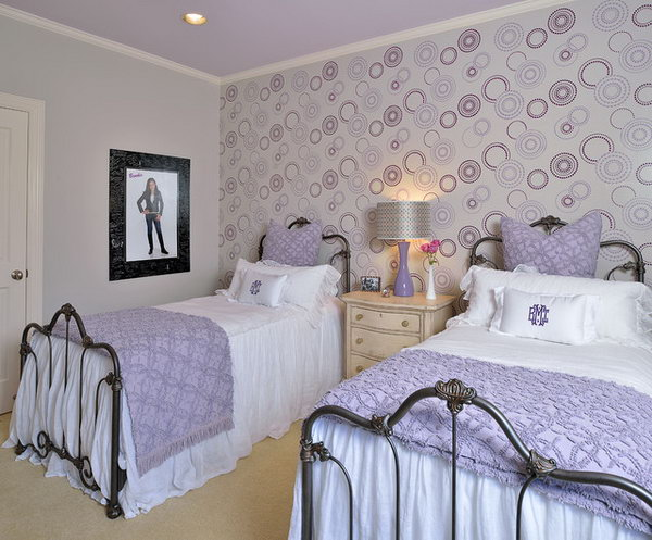 Ready for a bedroom refresh, but not ready to splurge? 40+ Cute and InterestingTwin Bedroom Ideas for Girls - Hative