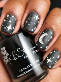 50+ Cool Star Nail Art Designs With Lots of Tutorials and ...