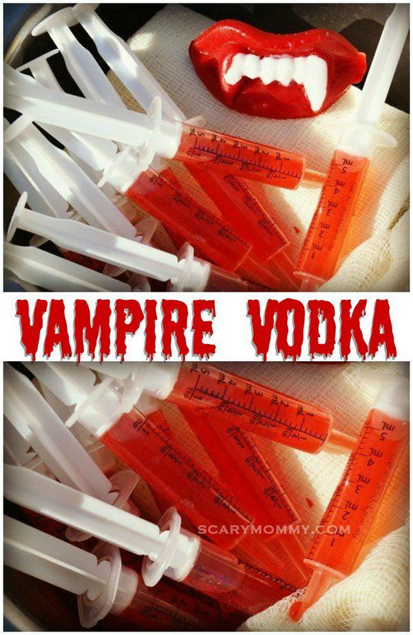 DIY Halloween Vampire Ideas Hative