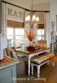 Beautiful and Cozy Breakfast Nooks - Hative