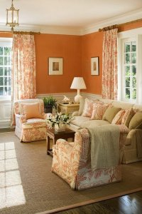 Pretty Living Room Colors For Inspiration - Hative