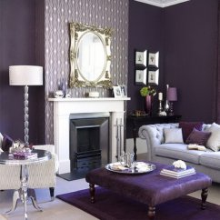 Pretty Living Room Country Rustic Colors For Inspiration Hative Purple