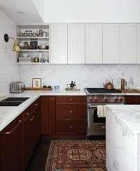 Stylish Two Tone Kitchen Cabinets for Your Inspiration ...