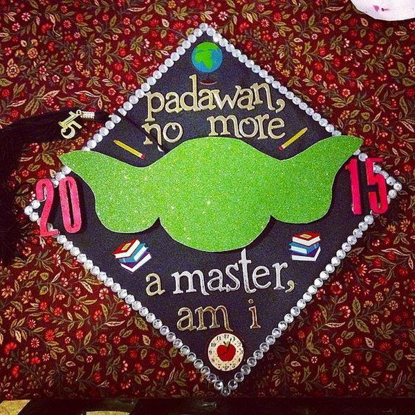 Disney Princess Graduation Caps