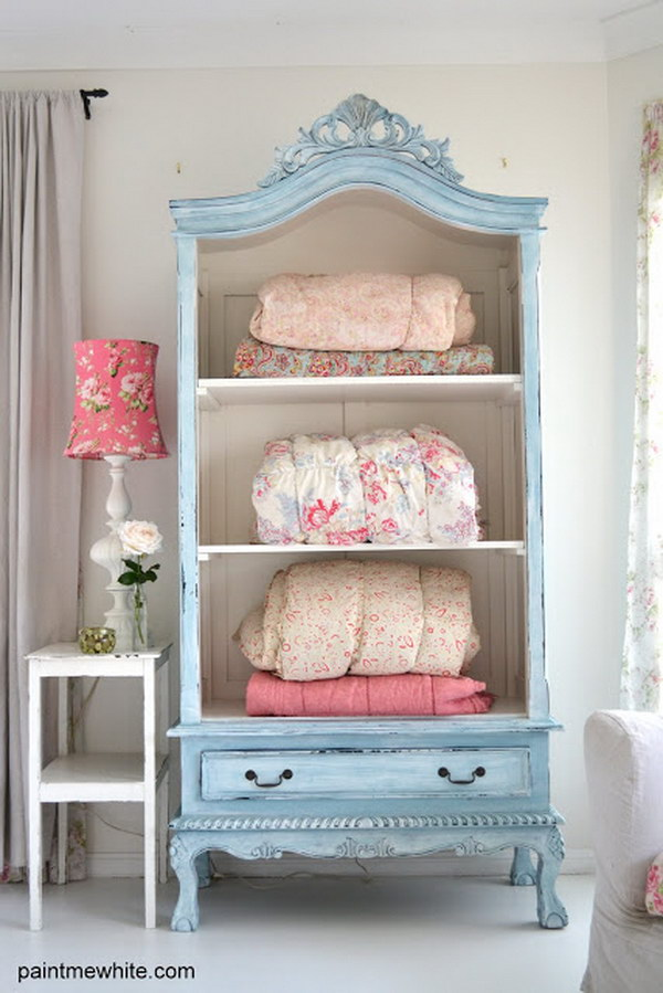 Fantistic Diy Shabby Chic Furniture Ideas & Tutorials  Hative