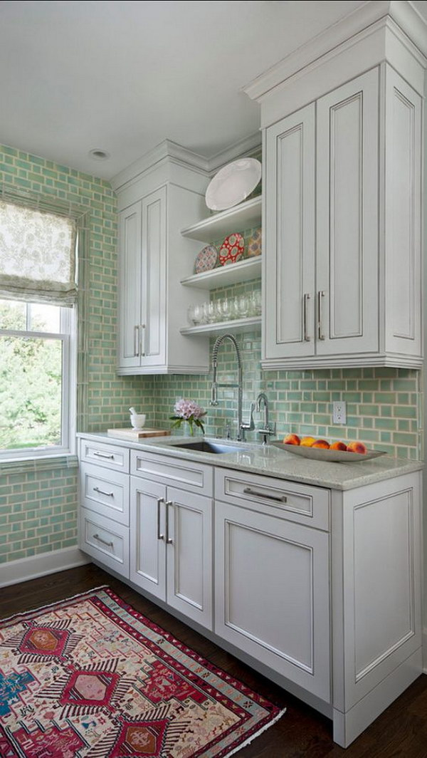 Kitchen Tile Pictures Ideas