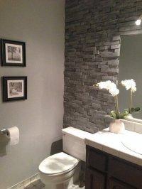 40+ Rustic Farmhouse Bathroom Ideas - Hative