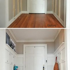 How Much Does A Kitchen Remodel Cost Swanstone Sink 30+ Amazing Entryway Makeover Ideas And Tutorials - Hative