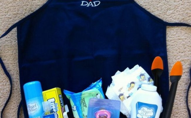 Fun And Practical Gifts For New Dad Hative