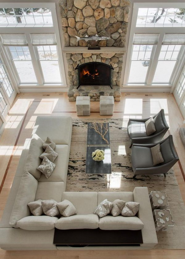 living room layout large wall decorating ideas for guide and examples hative emphasis on visual balance