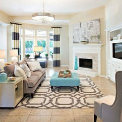 How To Arrange Furniture In A Large Living Room With Fireplace Paint Colors 2017 Images Layout Guide And Examples - Hative