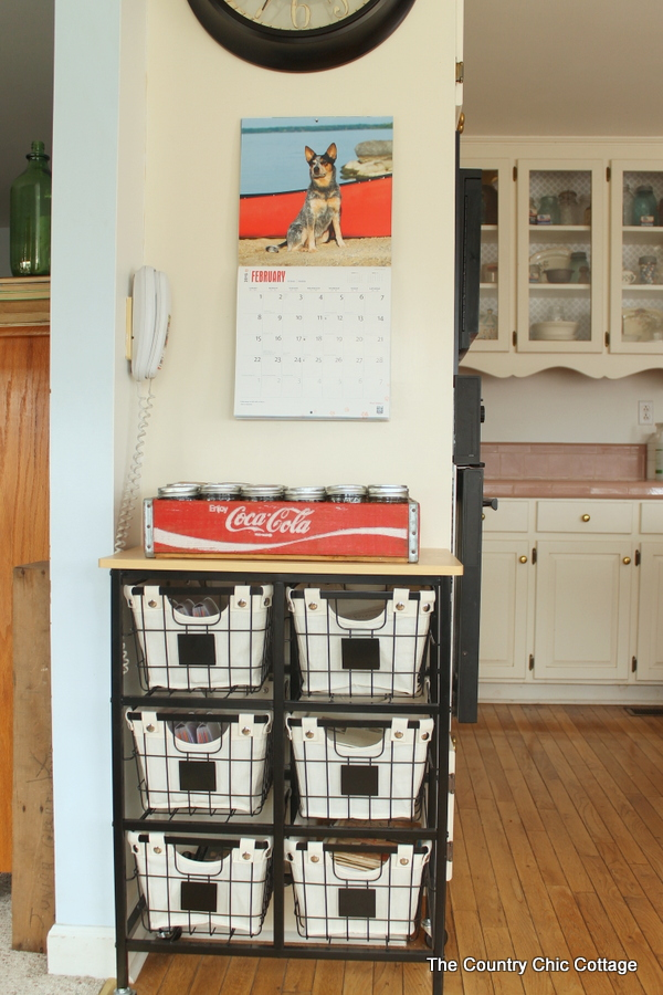 20 Farmhouse Kitchen Storage Ideas Hative