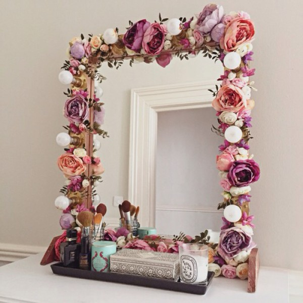 Girl Bedroom Wallpaper Border 20 Awesome Diy Projects To Decorate A Girl S Bedroom Hative