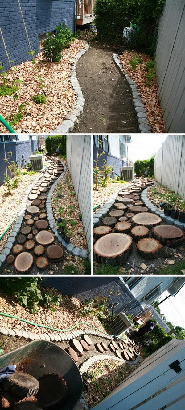 30 Creative Pathway Amp Walkway Ideas For Your Garden