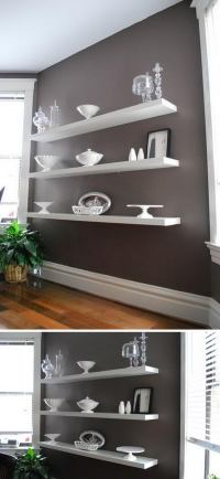 30 Ways to Hack Ikea Lack Shelves