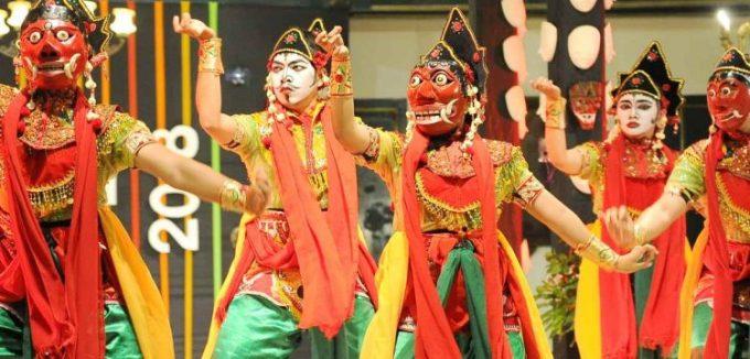 Tarian Adat Kalimantan Selatan