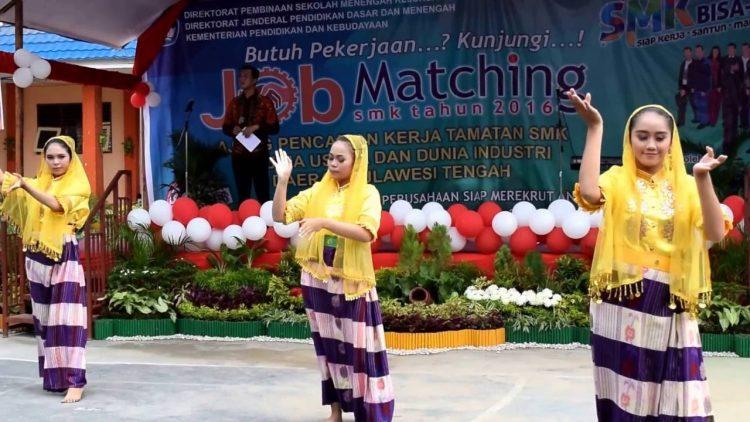 Tari Adat Sulawesi Tengah