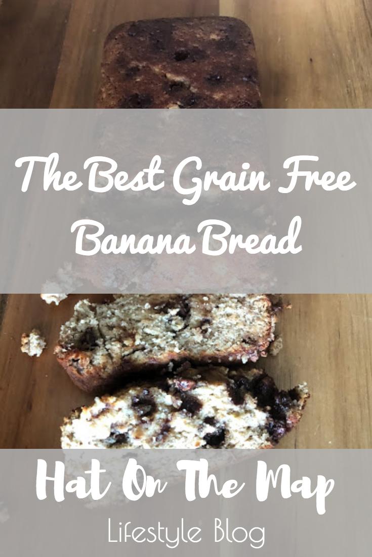 The Best Grain Free Banana Bread