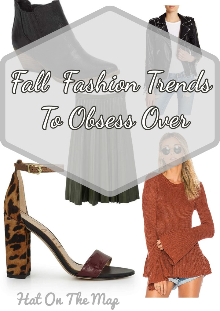 2018 Fall Trends I Am Obsessing Over