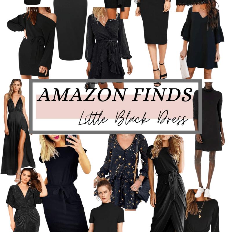 Amazon Finds: Little Black Dresses