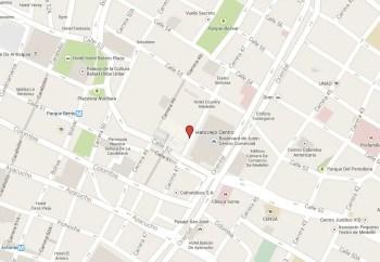 Mapa Hatoviejo Centro