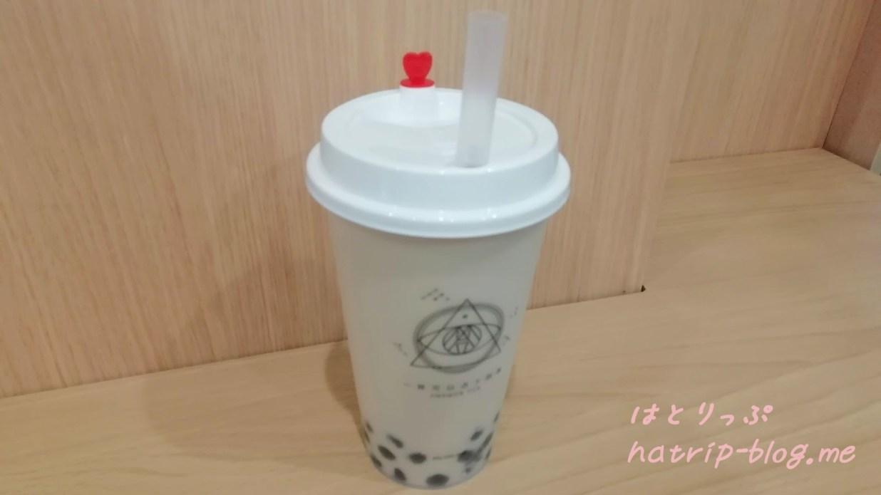 横浜 中華街 答案 ANSWER TEA タピオカミルクティー