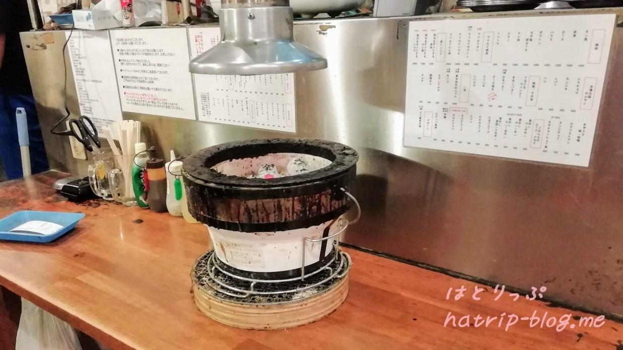 板橋本町 焼肉屋 炭火焼肉ホルモン 時楽