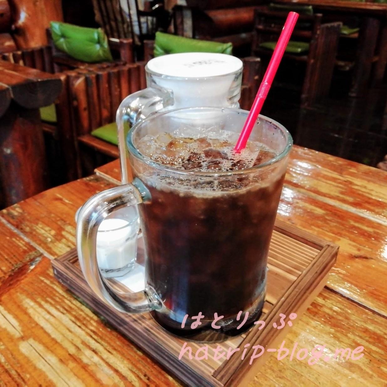 珈琲屋 OB オービー ログ八潮店 本店 アイスコーヒー