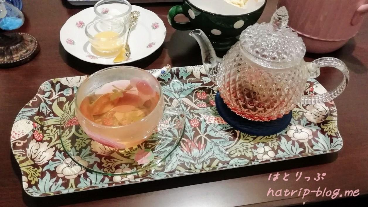岐阜県高山市 TSUG CAFE(ツジカフェ) 美肌ホルモン調整系 ハーブティー