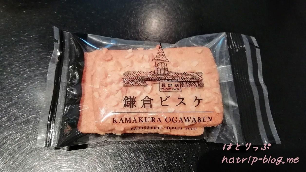 お菓子の家 鎌倉小川軒 鎌倉本店 カフェスペース 鎌倉 ビスケ