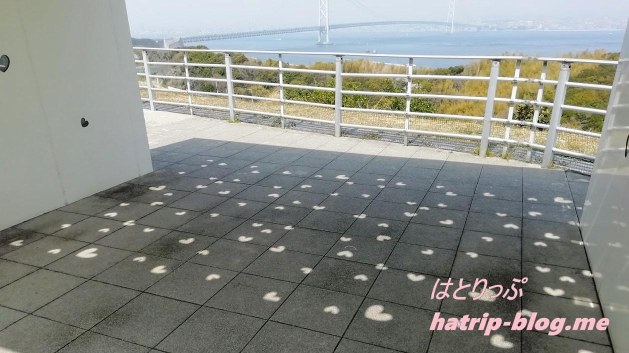 淡路島 淡路サービスエリア 上り 恋人の聖地