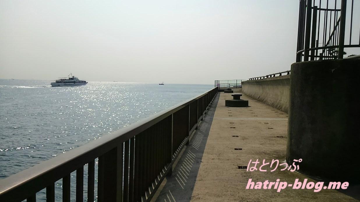 兵庫県淡路市 道の駅あわじ 釣り場