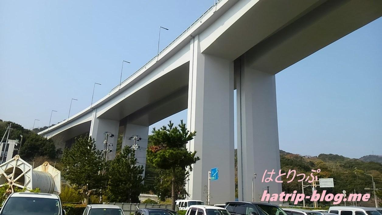 兵庫県淡路市 道の駅あわじ 駐車場