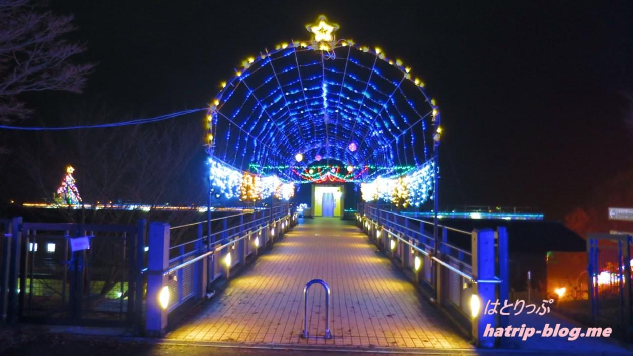 宮ケ瀬ダム クリスマス イルミネーション 宮ケ瀬やまなみセンター