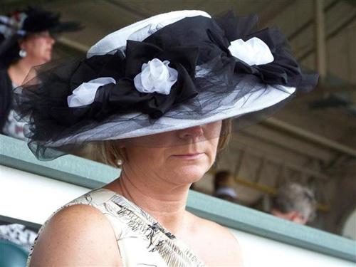 "Robyn's Custom ""Chelsea"" Derby hat design"