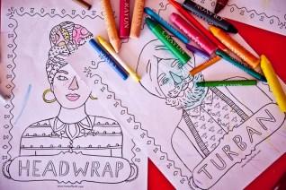Colouring Sheets