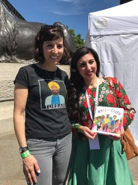 Saliha Mahmood-Ahmed and Medeia