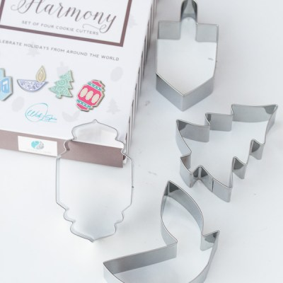Interfaith cookie cutters