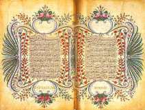 Hattat Manastırlı Salih Na'ili Efendi-Hattatlar Sofası