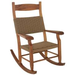 Ab Rocker Chair Cover Rental Madison Hatteras Outdoors Rocking Antique Brown Duracord
