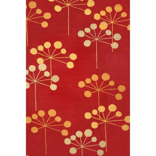 Juneberry Garnet Outdoor Rug #item.manufacturertitle# Sku Hrjbg Rugs