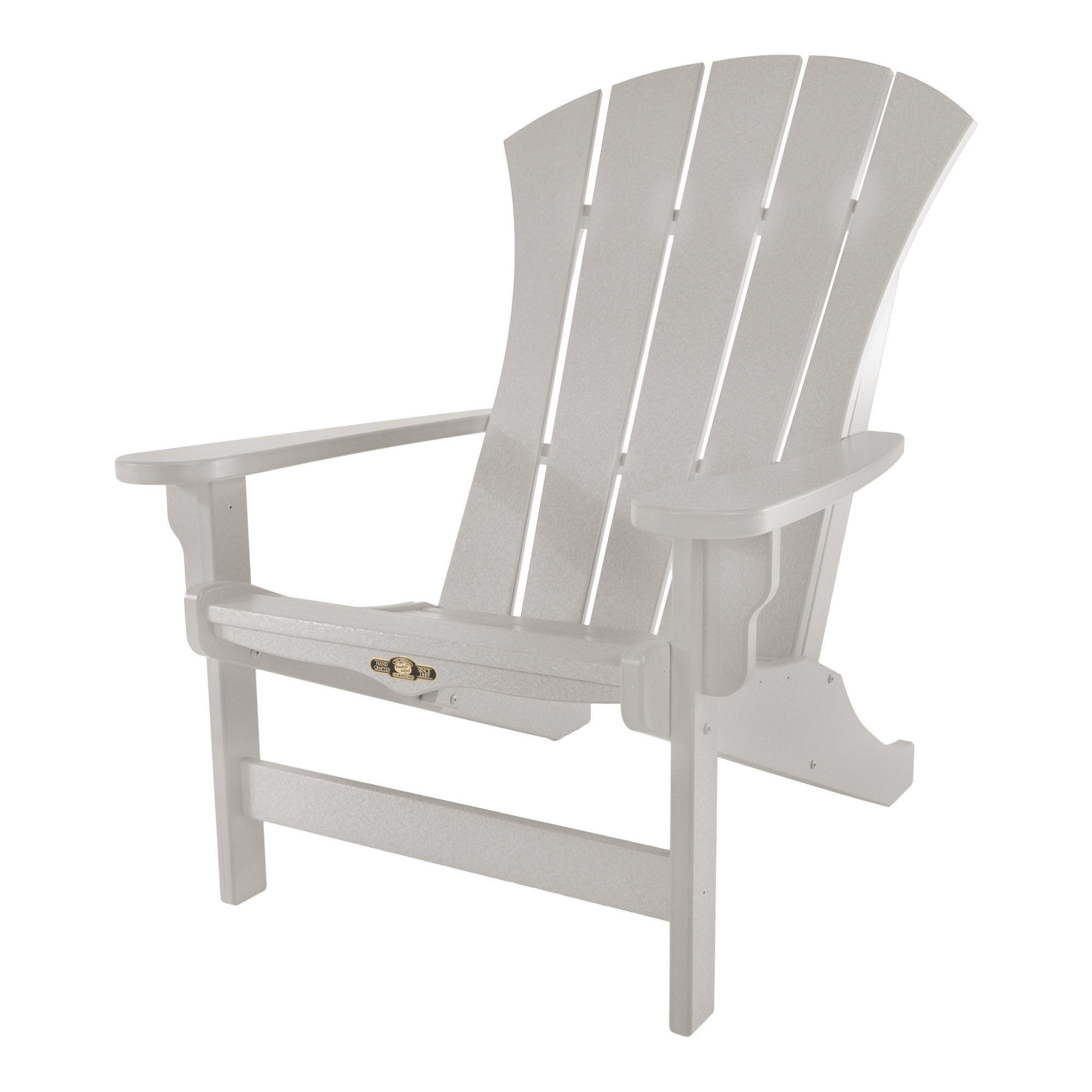 gray adirondack chairs chair stool ikea sunrise pawleys island furniture sku srac1 k