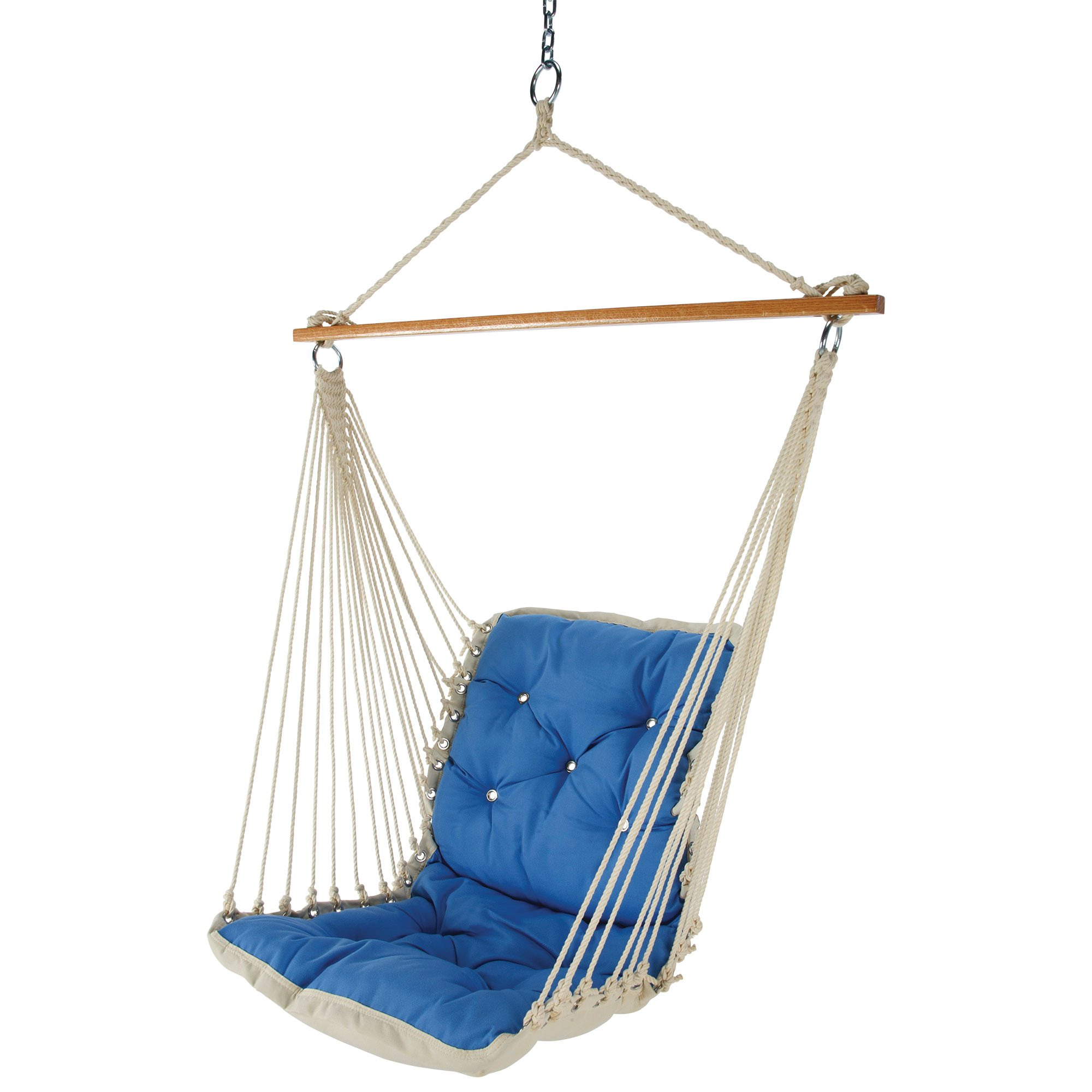single person hammock chair darvis leather recliner club brown christopher knight home tufted swing canvas capri tssmn2 hatteras