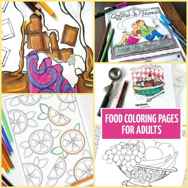 30 FREE Coloring Pages for YOU - Hattifant