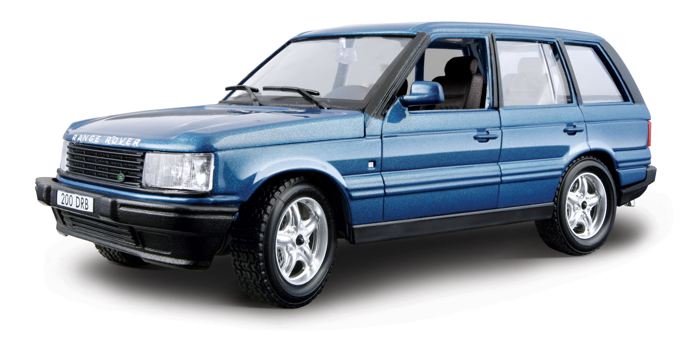 hattons Burago 18 CB Kit Range Rover 1994