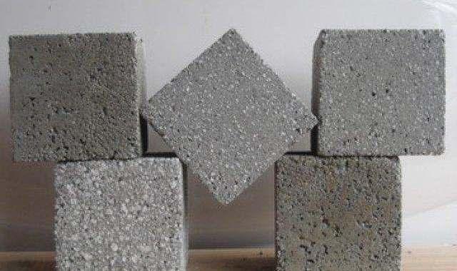 Hạt xốp làm bê tông nhẹ – đột phá mới trong ngành xây dựng
